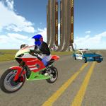 Bike Rider VS Cop Car – Police Chase & Escape Game 1.18 (Mod)