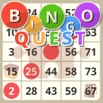 Bingo Quest – Multiplayer Bingo Game 0.21 (Mod)