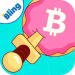 Bitcoin Food Fight Get REAL Bitcoin  2.0.41 (Mod)