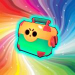 Box Simulator for Brawl Stars: Open that box! 3.6 (Mod)