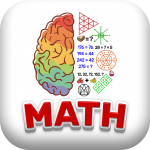 Brain Math: Puzzle Games, Riddles & Math games  2.6 (Mod)