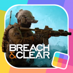 Breach & Clear: Military Tactical Ops Combat  (Mod)