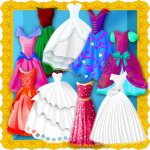 Bridesmaid Wedding Dress Up 6.3.52 (Mod)