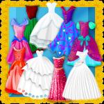 Bridesmaid Wedding Dress Up 6.3.52 (Mod)
