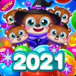 Bubble Shooter Brown Bear 1.7.14 (Mod)