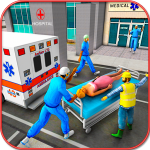 City Ambulance Rescue Simulator Games 🚑 🚁  1.0 (Mod)