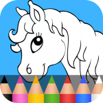 Coloring & Play with Animals for Kids 1.4.3 (Mod)