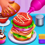 Cooking Square Food Street 1.11 (Mod)