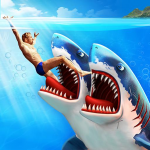 Double Head Shark Attack – Multiplayer  (Mod) 8.8