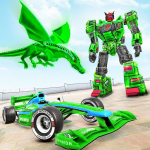 Dragon Robot Car Game – Robot transforming games 1.2.1 (Mod)