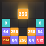 Drop & Merge: Number Puzzle 2048 1.1.0.1 (Mod)