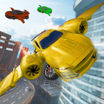Flying Car Driving 2020 – Real Driving Simulator 1.5 (Mod)