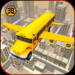 Flying School Bus Sim 2017 1.0.5 (Mod)