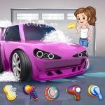 Girls Car Wash Salon For Kids 2.5 (Mod)