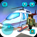 Helicopter Craft: Flying & Crafting Game 2020 1.28-minApi19 (Mod)