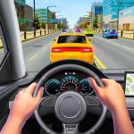 Highway Car Driving Sim: Traffic Racing Car Games 14 (Mod)