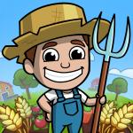 Idle Farm Tycoon Merge Simulator  1.01 (Mod)