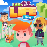 Idle Life Sim – Simulator Game 1.3.1 (Mod)
