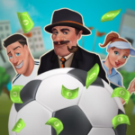 Idle Soccer Tycoon – Free Soccer Clicker Games  4.0.1 (Mod)