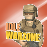 Idle Warzone 3d: Military Game – Army Tycoon 1.1 (Mod)