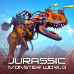 Jurassic Monster World: Dinosaur War 3D FPS 0.10.3 (Mod)