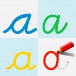 LetraKid Cursive: Alphabet Letters Writing Kids 1.0.1 (Mod)