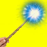 Magic wand for magic games. Sorcerer spells  4.8 (Mod)