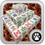 Mahjong 3D Cube Solitaire 1.0.1 (Mod)