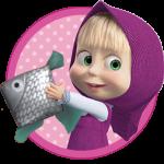 Masha and the Bear: Kids Fishing 1.2.0 (Mod)