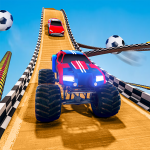 Mega Ramp Car Racing Stunts: Muscle Car Games 2020 1.3 (Mod)