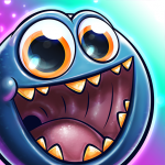 Monster Math 2: Fun Math Games. Kids Grade K-5  1146 (Mod)