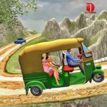 Mountain Auto Tuk Tuk Rickshaw : New Games 2020 2.0.20 (Mod)