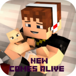 New Comes Alive  Mod for MCPE 4.3 (Mod)
