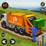Offroad Garbage Truck: Dump Truck Driving Games 1.1.2 (Mod)
