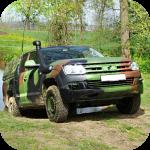 Offroad Pickup: City Cargo Truck Drive Simulator 1.0 (Mod)