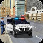 Police Spooky Jeep Parking Simulator V3 1.1 (Mod)