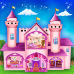 Princess Doll House Cleanup & Decoration Games 7.0 (Mod)