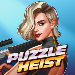 Puzzle Heist Epic Action RPG  1.2.7 (Mod)