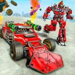 Ramp Car Robot Transforming Game: Robot Car Games 1.2 (Mod)