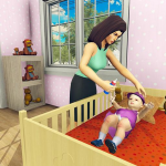 Real Mother Simulator 3D – Baby Care Games 2020 1.0.1 (Mod)