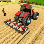 Real Tractor Driver Farm Simulator -Tractor Games 1.0.14  (Mod)