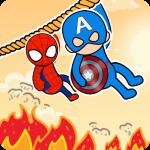 Rescue Hero – Rope Puzzle 1.3 (Mod)
