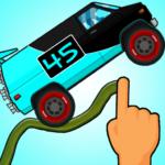 Road Draw: Climb Your Own Hills 2.1.0(Mod)