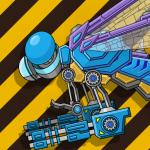 Robot Jurassic Dragonfly 2.4 (Mod)