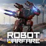 Robot Warfare: Mech Battle 3D PvP FPS 0.2.2310.1 (Mod)