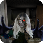 Scary granny mod horror house escape: Horror Games 1.6 (Mod)