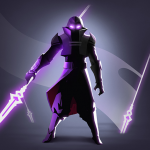Shadow Knight Legends: New Fighting Game  1.1.411 (Mod)
