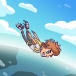 SkyDive Adventure – Flying Wingsuit & Parachute  1.0.24 (Mod)
