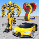 Snake Robot Transform Car Simulator 1.18 (Mod)