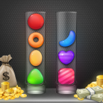 Sort Candy – Money 1.9 (Mod)